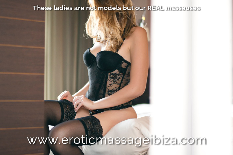 Benefits of Ibiza massage